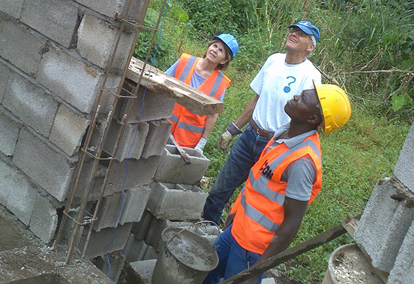 Cameroon construction